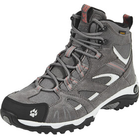 Jack Wolfskin Vojo Hike Texapore Hiking Shoes Mid Cut Women grapefruit